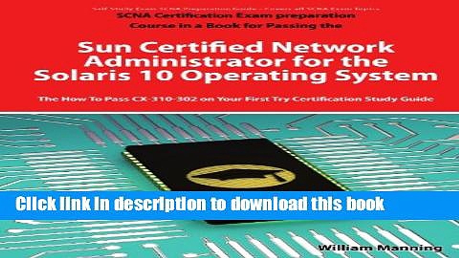 Read Sun Certified Network Administrator for the Solaris 10 Operating  System Certification Exam