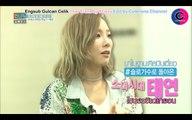 [ซับไทย] Taeyeon with Tiffany on Sister's Slam Dunk Cut