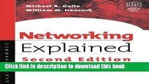 Read Networking Explained, Second Edition  PDF Online