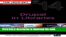 Read Drupal in Libraries (The Tech Set® #14)  Ebook Free