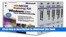 Read MCSE Training Kit: Microsoft Windows 2000 Core Requirements (IT-Training Kits) (2000-01-01)