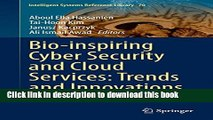 Download Bio-inspiring Cyber Security and Cloud Services: Trends and Innovations Ebook Free