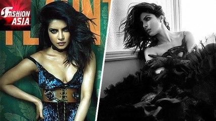 Priyanka Chopra's SEXY GOTHIC Look   Fashion Asia