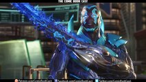 Injustice 2 Blue Beetle and Wonder Woman Revealed!