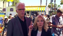 The Good Place - Ted Danson & Kristen Bell Comic-Con Interviews