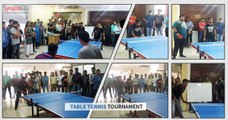 SynapseIndia Events  - Table Tennis Tournament 2016