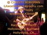 Camp Freddy Lemmy Kilmister Ace of Spades 4/15/10