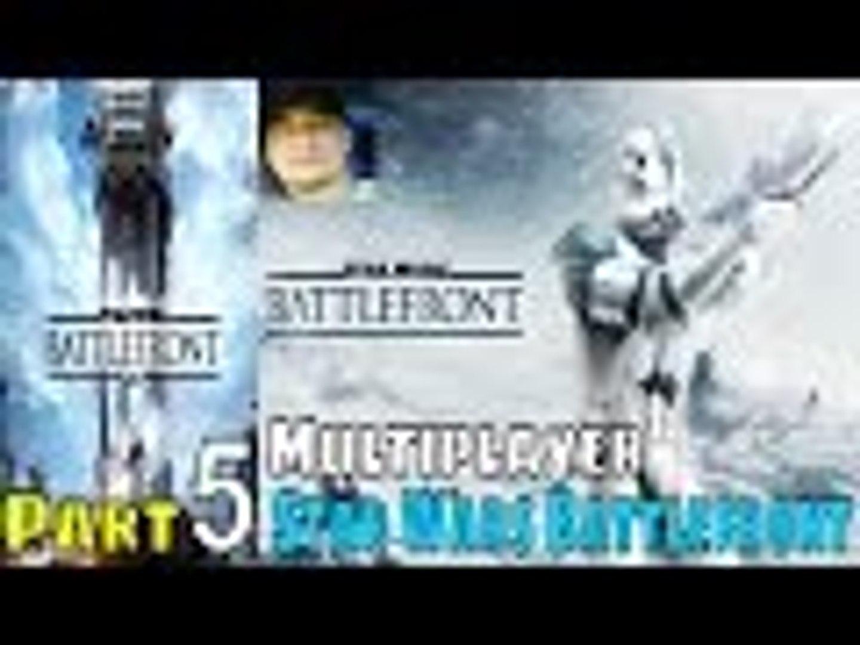 Star Wars Battlefront Part 5 Gameplay Walkthrough PS4 Multiplayer