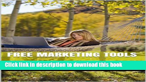 Read Free Marketing Tools Ebook Free