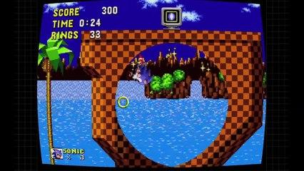 Sonic Mania - Trailer d'annonce de Sonic Mania