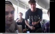 5 Seconds of Summer Twitcam: The New Broken Stream - 23/10/15
