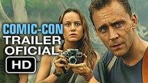 Kong: La Isla Calavera-Trailer OFICIAL en Español (HD) Comic-Con 2016 #SDCC