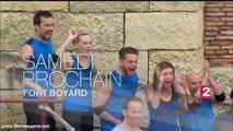 Fort Boyard 2016 : bande-annonce n°5 - Equipe de Keen'V (samedi 30 juillet 2016)