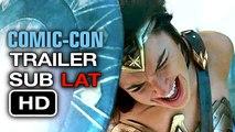 Mujer Maravilla (Wonder Woman)-Trailer Subtitulado en Español LATINO (HD) Comic-Con 2016 #SDCC