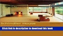 Read Schindler House  Ebook Free