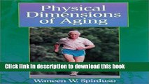 Read Physical Dimensions of Aging  Ebook Online