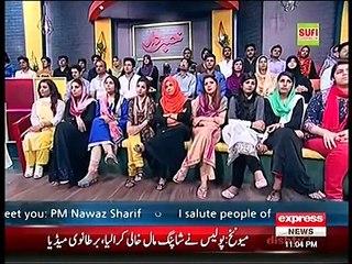 Khabardar with Aftab Iqbal 22 July 2016 - Express News