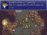 Final Fantasy 6 Game (Part 7 - Returner Hideout)