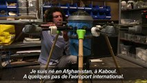 Deux frères inventifs en guerre contre les mines du sol afghan