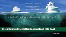 Read Books Auditing   Assurance Services, 5th Edition (Auditing and Assurance Services) ebook