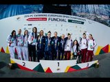 Women's 4x100m Medley Relay 34points | Final | 2016 IPC Swimming European Open Championships Funchal