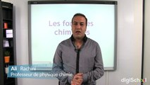 Les formules chimiques 1/2 - Physique-Chimie - Terminale S - digiSchool