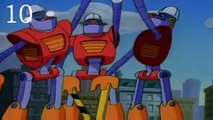Top 25 Cartoon Theme Songs Intros 80's & 90's Part 2 (HD) (Action/Adventure Ver.)