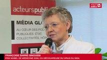 Interview du Professeur Françoise Barré-Sinoussi - 22/05/15