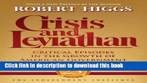 Read Books Crisis and Leviathan: Critical Episodes in the Growth of American Government, 25th