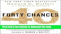 Read Books 40 Chances: Finding Hope in a Hungry World ebook textbooks