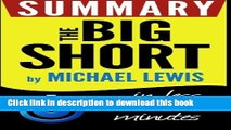 Read Books The Big Short: Inside the Doomsday Machine: Summary in less than 30 minutes (Michael