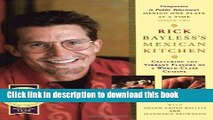 Read Rick Bayless s Mexican Kitchen  Ebook Free