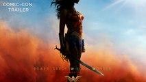 Wonder Woman Comic-Con trailer   Batman-News.com