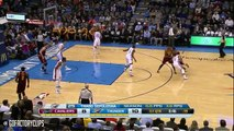 2014.02.26 - Kyrie Irving vs Kevin Durant Battle Highlights - Cavaliers at Thunder