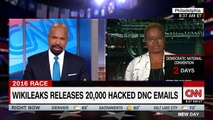 Wikileaks releases hacked DNC emails -