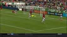 Portland Timbers 1-2 LA Galaxy - All Goals Highlights - 23.07.2016 MLS