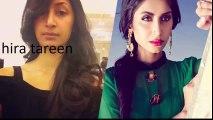 Pakistani Actresses With & Without Makeup,Mahira Khan,Mathira,Nadia Khan,nida yasir