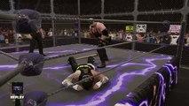 WWE 2K16 jeff hardy v eazy b highlights