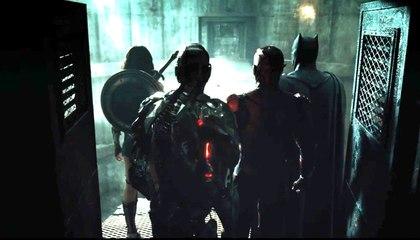 Justice League Comic-Con Footage 2017 HD