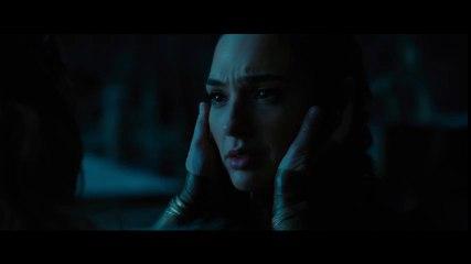 WONDER WOMAN Comic-Con Trailer 2017 HD