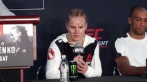 Fight Night Chicago- Valentina Shevchenko and Holly Holm Post Fight Presser Highlights
