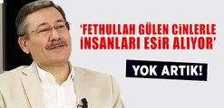Melih Gökçek: Fethullah Gülen üç harflilerle (cinlerle) insanları esir alıyor #cin #üçharfli #fethullah #melih