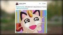 La sortie de Pokemon Go en France a donné des sueurs froides au internautes