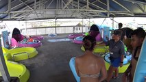 Guada Loopy Water Slide at Schlitterbahn Galveston