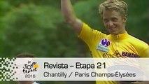 Revista - Etapa 21 (Chantilly / Paris Champs-Élysées) - Tour de France 2016
