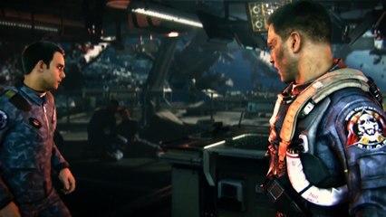 Cutscenes Cinematic Trailer de Call of Duty : Infinite Warfare