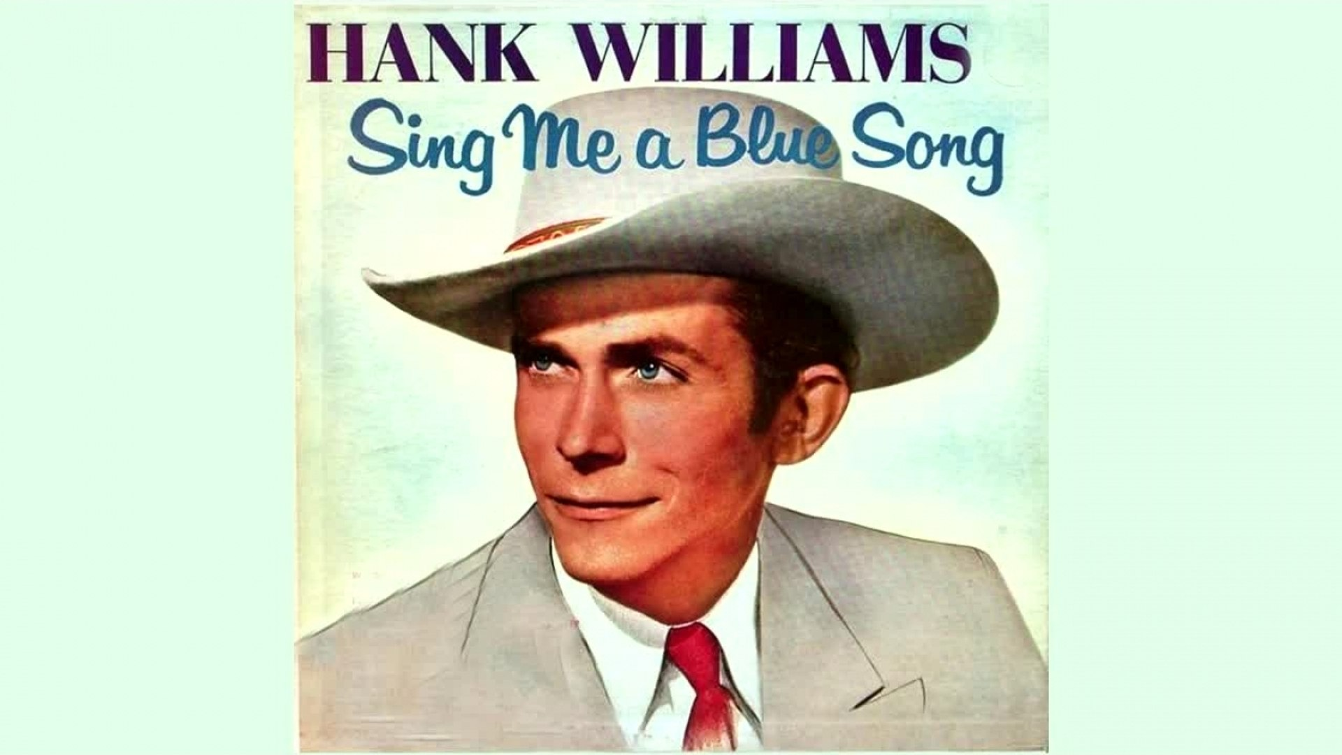 Hank Williams - A House Without Love