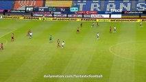 1-0  Greg Garza Goal HD - Puebla vs Tijuana Liga MX 24-07-2016