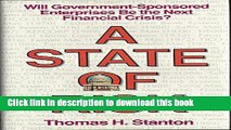 Download Books A State of Risk: Will Government-Sponsored Enterprises Be the Next Financial