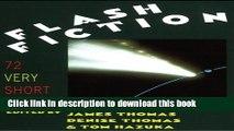 Read Flash Fiction: 72 Very Short Stories  Ebook Online